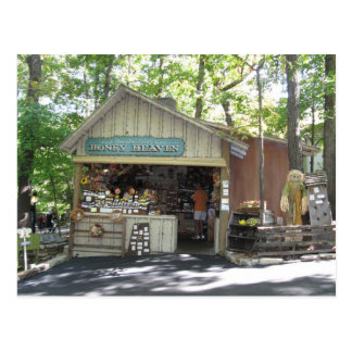 Honey Heaven at Silver Dollar City Postcard