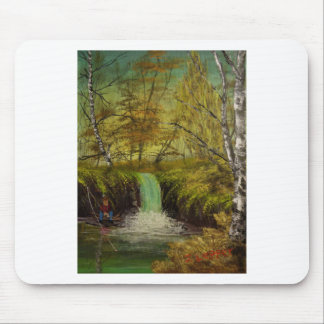 Honey Hole by Jack Lepper Mouse Pad
