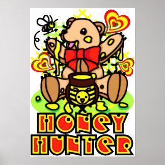 HONEY_HUNTER POSTER