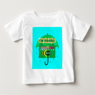 Honey I Miss You So Much Baby T-Shirt