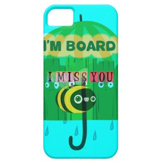 Honey I Miss You So Much iPhone SE/5/5s Case