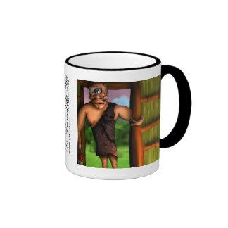 Honey, I'm home!, mug
