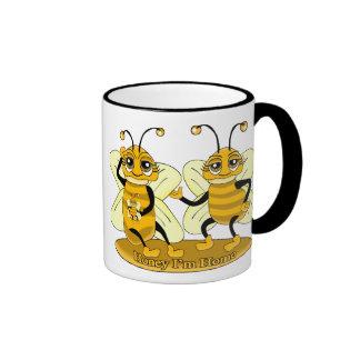 Honey I'm Home Ringer Mug