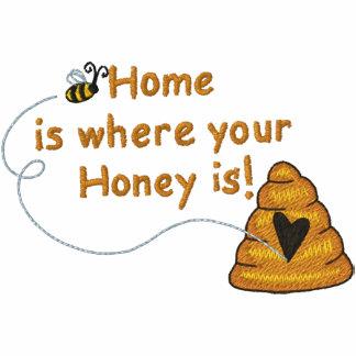 Honey Is Home