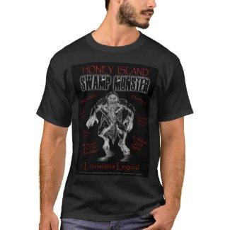 honey Island Swamp Monster Legend T-Shirt