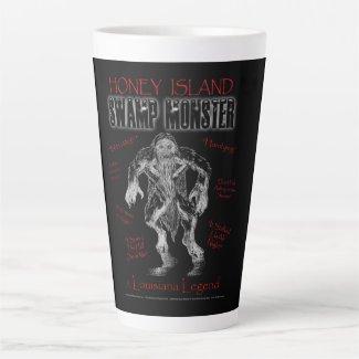 Honey Island Swamp Monster Mug
