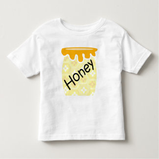Honey Jar design Toddler T-shirt