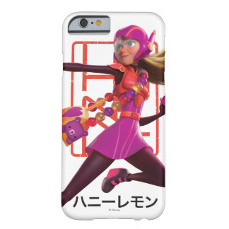 Honey Lemon Barely There iPhone 6 Case