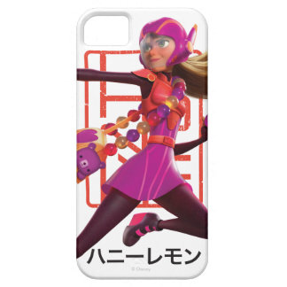 Honey Lemon iPhone SE/5/5s Case