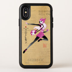 Honey Lemon on the Run OtterBox Symmetry iPhone X Case