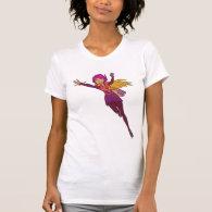 Honey Lemon Pink Suit T-shirt