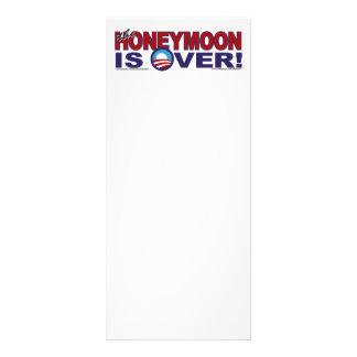 HONEY-MOON-IS-OVER RACK CARD
