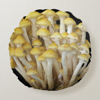 Honey mushroom hunter's pillow