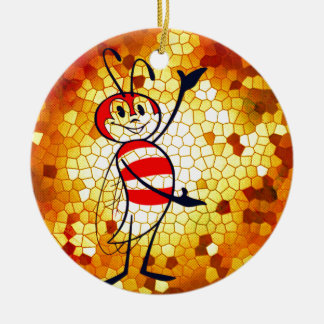 HONEY OF A HOME CERAMIC ORNAMENT