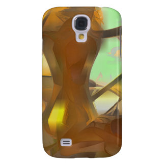 Honey Pastel Abstract Samsung S4 Case