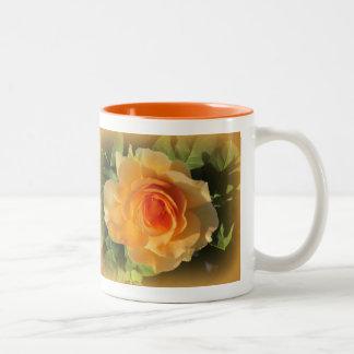 Honey Perfume Rose Mug