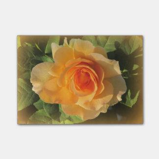 Honey Perfume Rose Post-it Notes