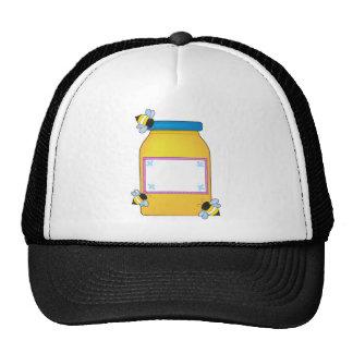 Honey Pot Mesh Hat