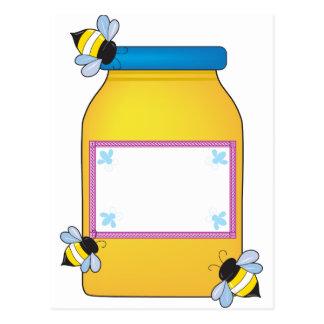 Honey Pot Postcard