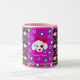 Honey Puppy  Mug