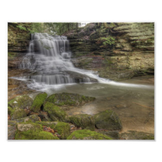 Honey Run Falls, Ohio Photo Print