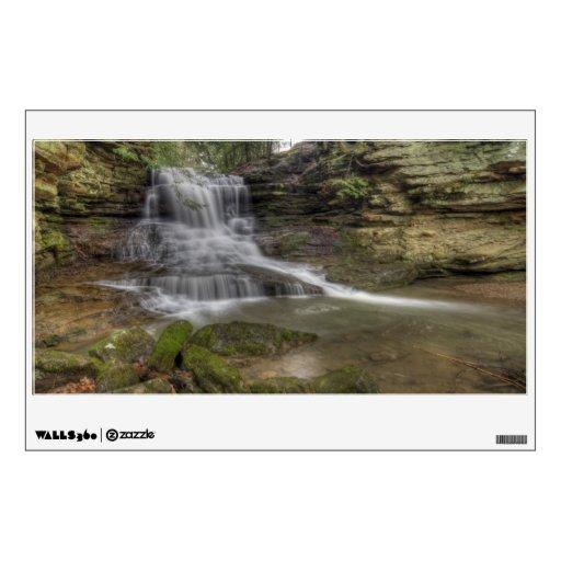 Honey Run Falls, Ohio Wall Sticker