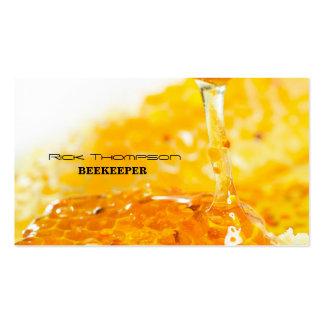 Honey Seller Bee Beekeeper Business Card