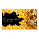 Honey Seller - Beekeeper Business Card Template