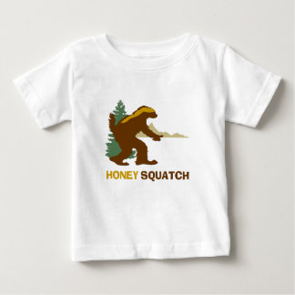 Honey Squatch Baby T-Shirt
