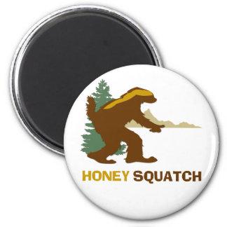 Honey Squatch Magnets
