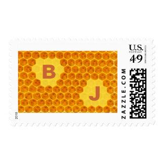 Honey style postage
