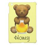 Honey Teddy Bear iPad Mini Covers