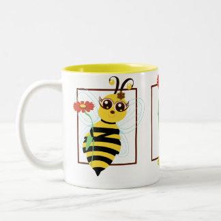 Honey Toon Bee Mug