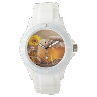Honey Wristwatch