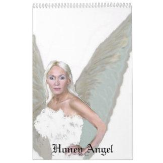 HoneyAngel, ángel de la miel Calendario
