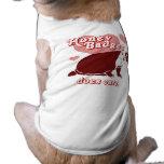 Honeybadger cuida ropa de perros