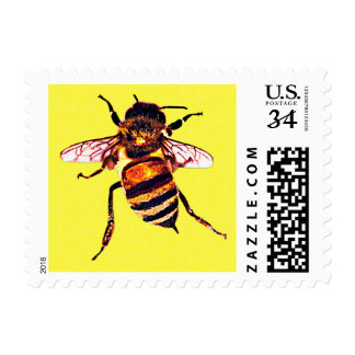 Honeybee 2 postage