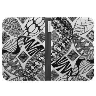 Honeybee - Abstract Art Kindle Case