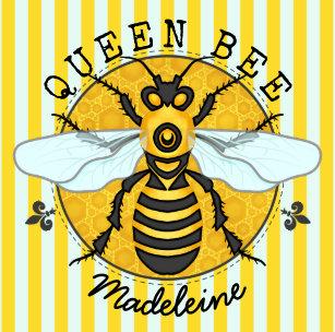Bee Keychains & Lanyards | Zazzle