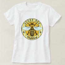 Honeybee Bumblebee Queen Bee Honey   Personalized T-Shirt