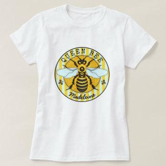 Honeybee Bumblebee Queen Bee Honey | Personalized T-Shirt