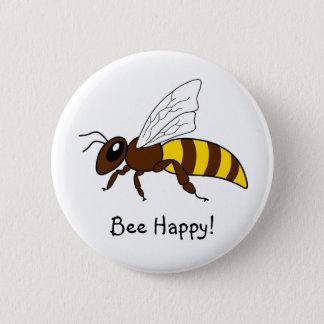 Honeybee Button