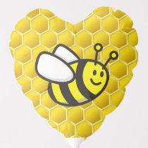 Honeybee Cartoon Balloon