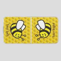 Honeybee Cartoon Beer Pong Table