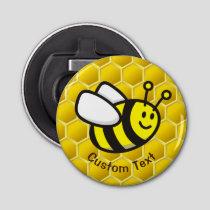 Honeybee Cartoon Bottle Opener