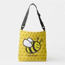 Honeybee Cartoon Crossbody Bag