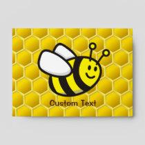 Honeybee Cartoon Envelope