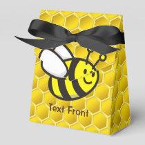 Honeybee Cartoon Favor Box