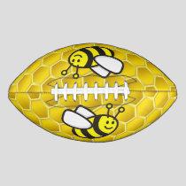 Honeybee Cartoon Football