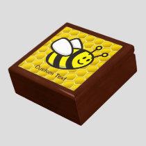 Honeybee Cartoon Gift Box